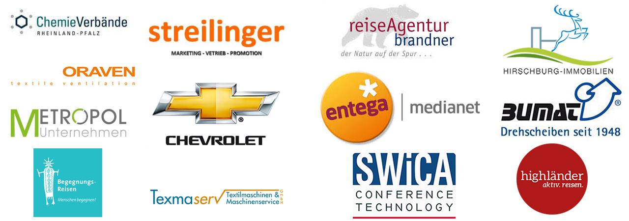 Ansicht Logo Kunden