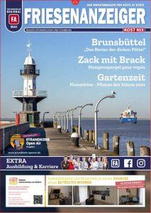 Friesenanzeiger Cover Mai